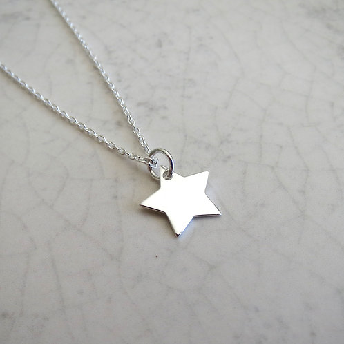 Star Necklace - Style 2
