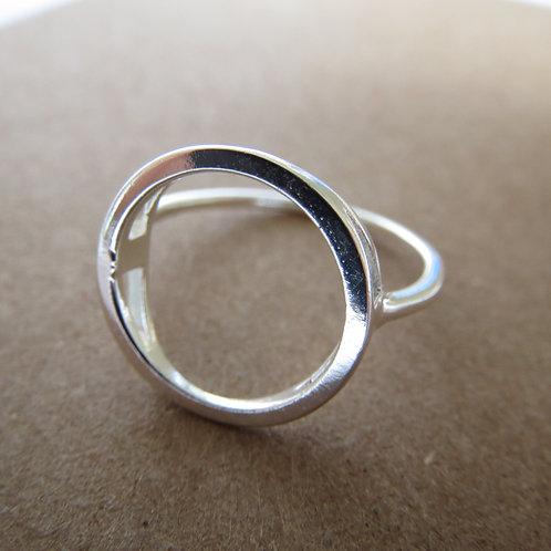Open Circle Ring - Large