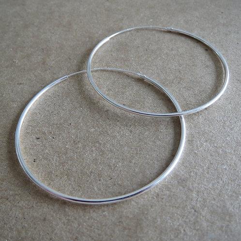 Large Hoop Earring