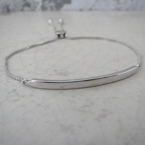 Bar Slider Bracelet