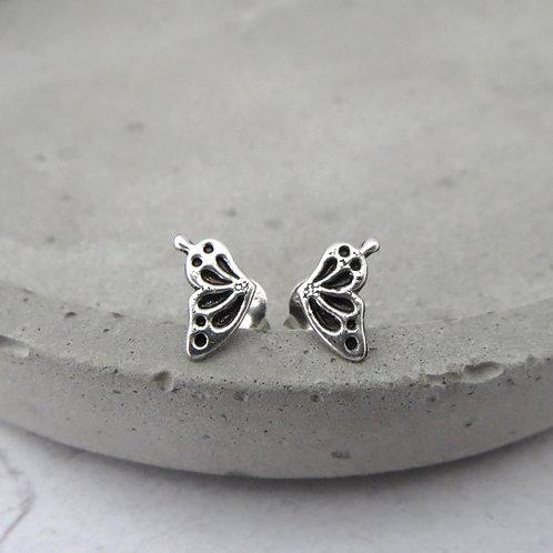 Butterfly Stud