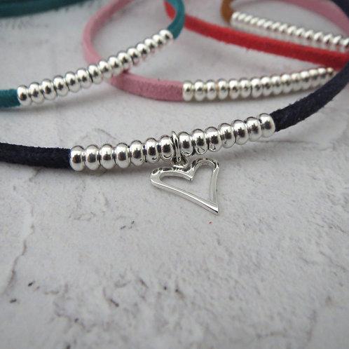 Faux Suede Bracelets