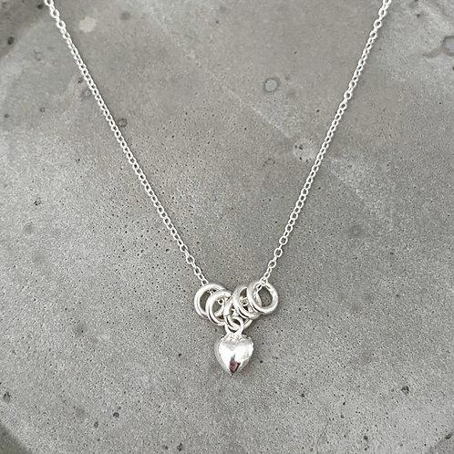 Sweetie Heart Necklace