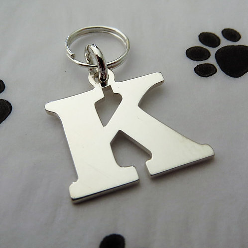 'K' Pendant
