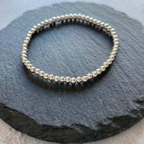 Stretch Ball Bracelet S/M