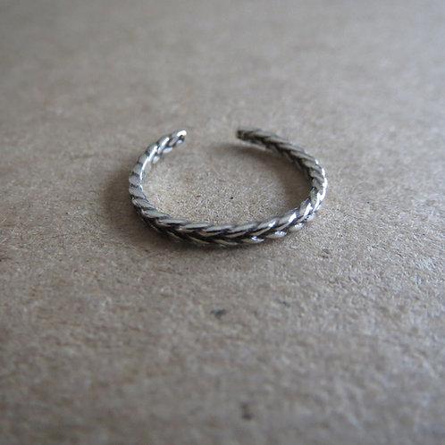 Braided Toe Ring
