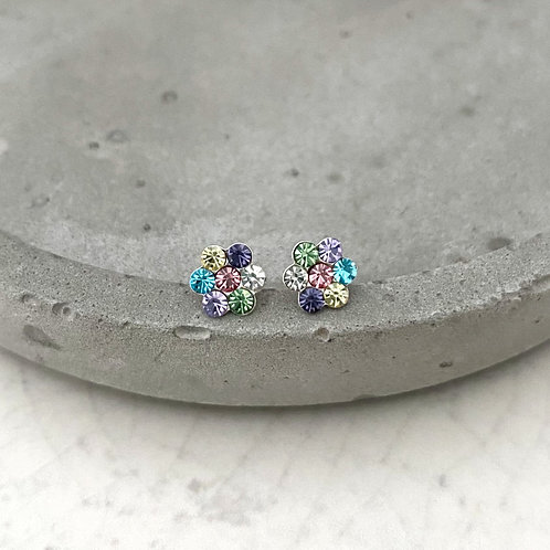 Crystal Flower - Multicolour