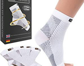 Product Review - Fit Nation Plantar Fasciitis Socks (2 pairs)