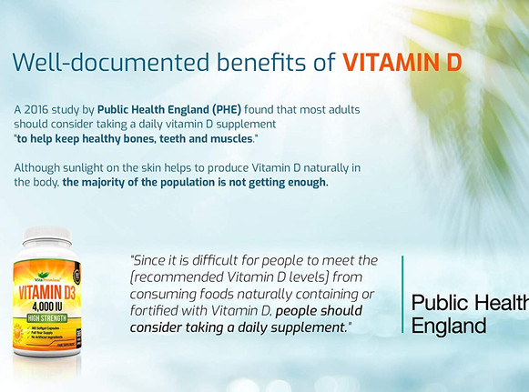 Vitamin D 4,000IU