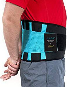 Product Review - Back Support Belt, Lower Back Brace - Clever Yellow