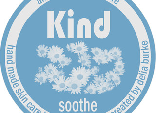 KIND Soothe really helped my arms.