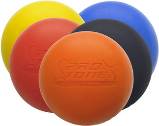 Protone lacrosse ball for trigger point massage
