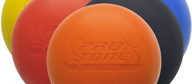 Product Review - Protone lacrosse ball for trigger point massage