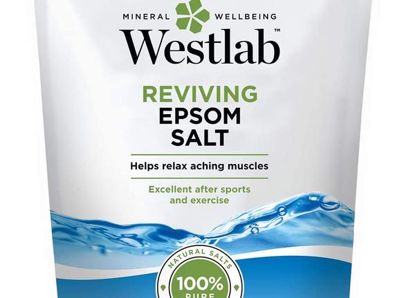 West Lab Epsom Bath Salt
