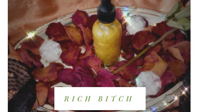 Rich Bitch Oil