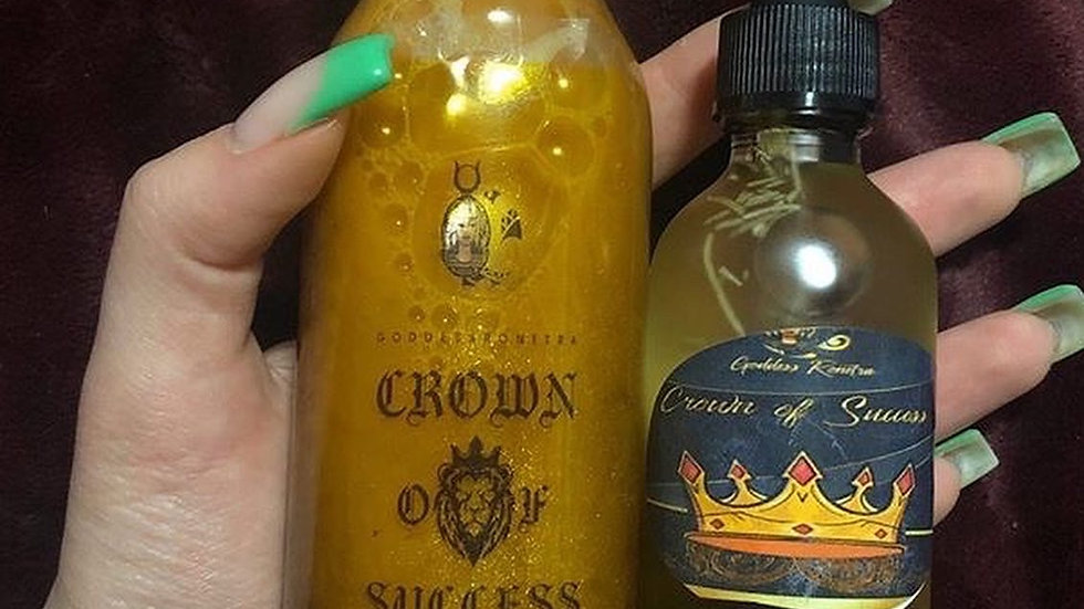 Crown Of Success Body Wash