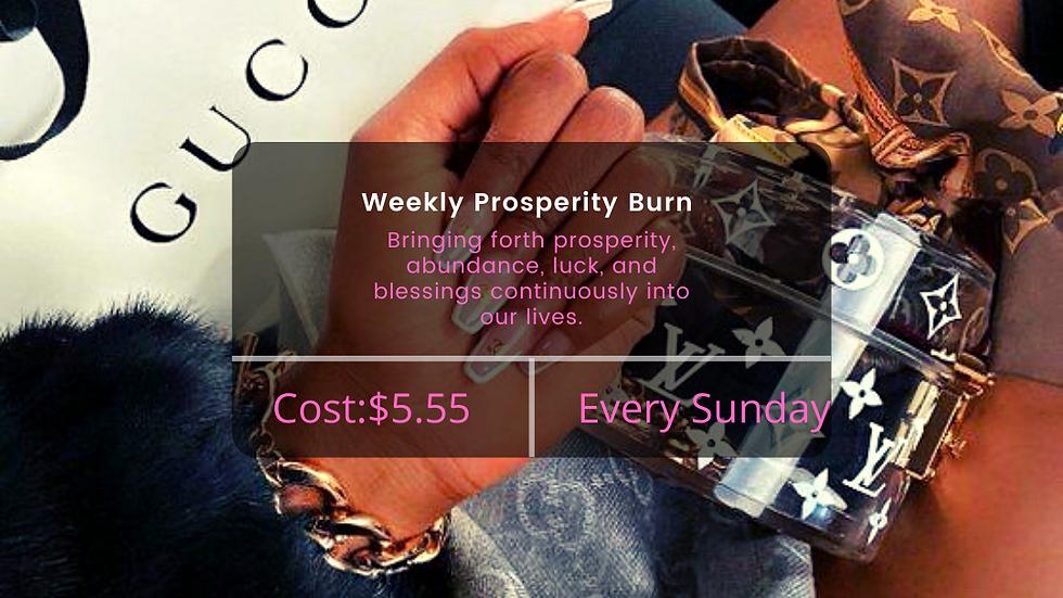 Prosperity Burn