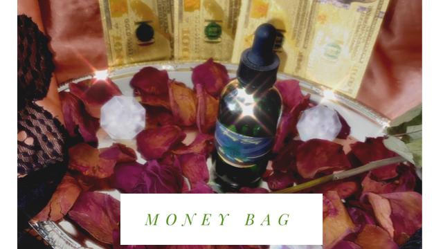 Money Bag Oil