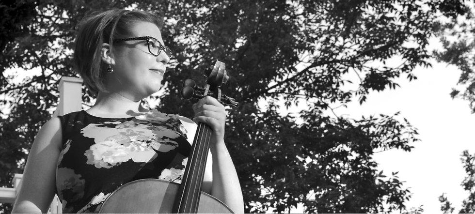 Gabrielle Préfontaine violoncelliste