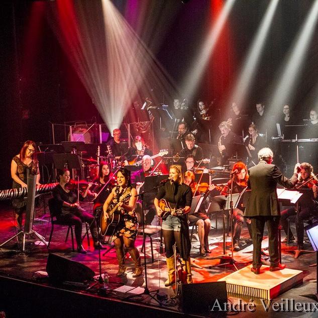 Ticky Jones et Orchestre Pop de Trois-Rivières
