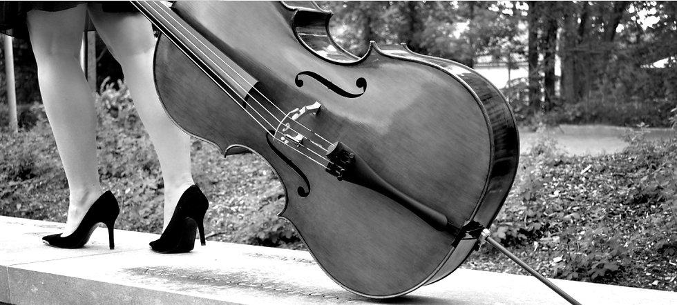 Gabrielle Prefontaine violoncelliste