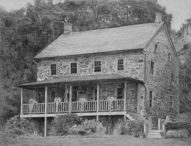 Barn House, 2011