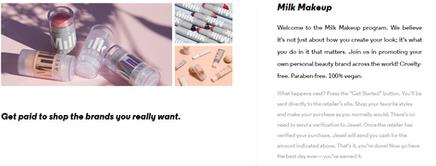 milk x jewel