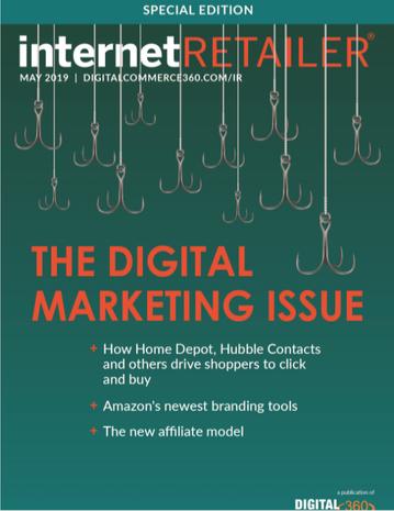Internet Retailer, The Digital Marketing Issue