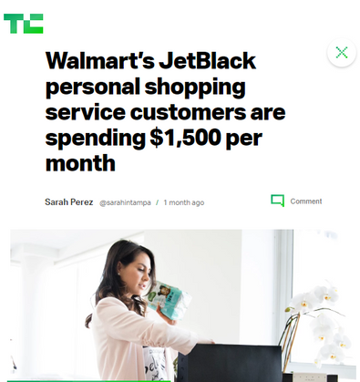 JetBlack personal shopping service