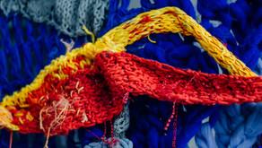 งานแสดงศิลปนิพนธ์ TALAD TILE : pastraporn/textile graduate exhibition 2019