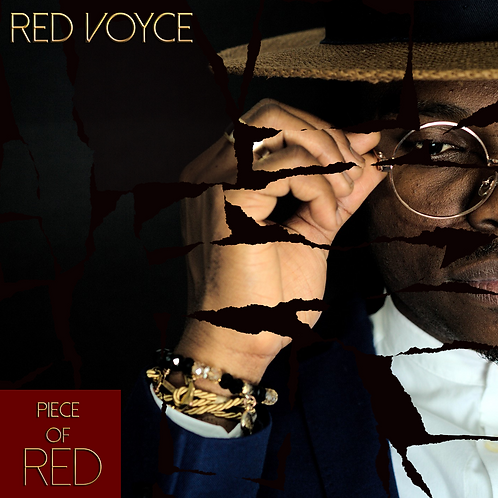RED VOYCE - Piece of red