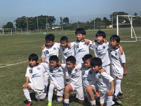 柏レイソル AA長生カーネーションCUP U9!