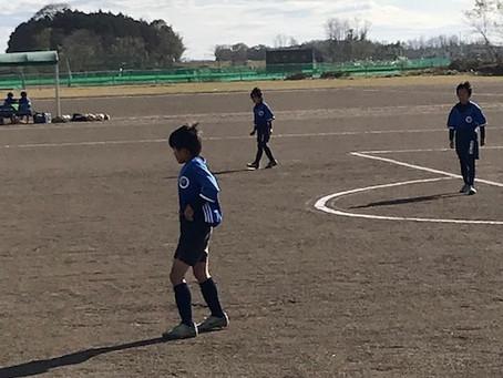 11/19(日)トレーニングマッチ!!