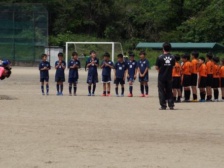トレーニングマッチU11!!