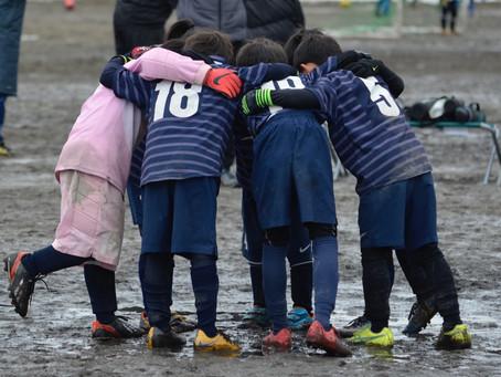 1月28日(日)ニューイヤーセブンカップ(U8)2日目