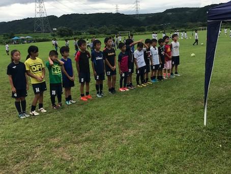 8月27日(日)GURAKENチャレンジカップ!!