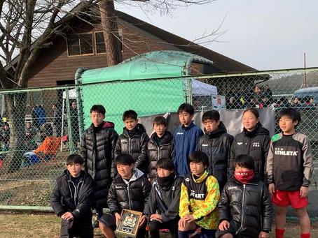 U12AT夢SPORT CUP2日目!