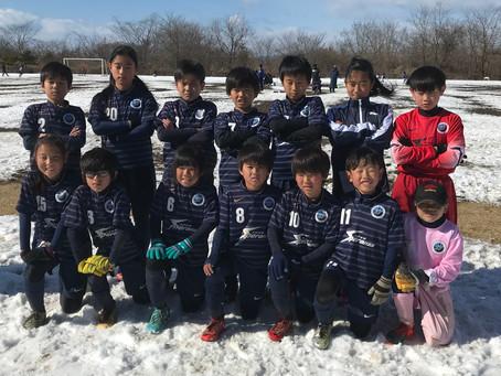 ニューイヤーセブンカップ(U10)1日目