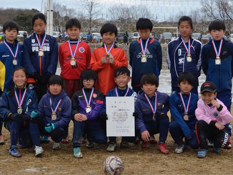 1月28日(日)ニューイヤーセブンカップ(U10)2日目