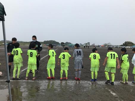 U11宇河予選1日目!