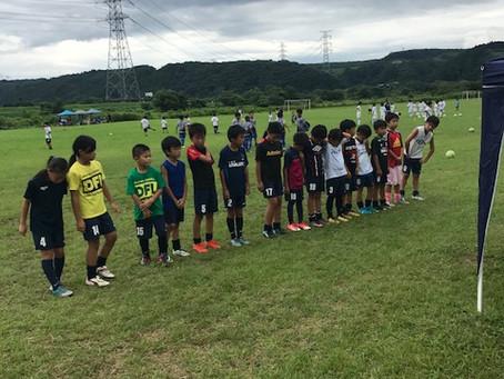8月26日(土)第1回GURAKENカップ!!