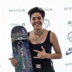 [PORTRAIT] Jéromine Louvet : « Que le skate rentre aux Jeux Olympiques, c'est glorifiant »