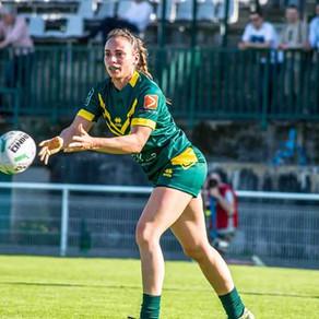 [PORTRAIT] Alice Varela, une pépite du rugby à XIII.