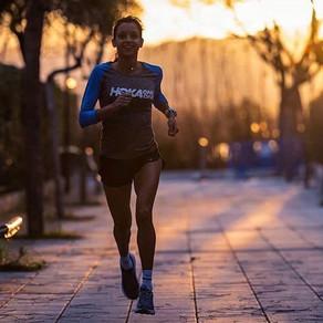 [PORTRAIT] Marie Perrier : « Courir m'apporte beaucoup de bonheur et de plaisir» 🏃♀️