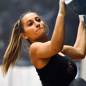 [PORTRAIT] Maïlys Piazza : une athlète réfléchie et concentrée.