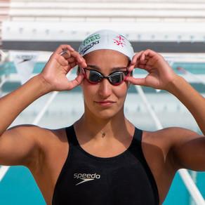[PORTRAIT] Madelon Catteau, une jeune nageuse prête à briller