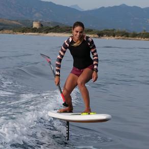 [PORTRAIT] Olivia Piana : Un engagement au-delà du sport !