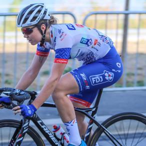 """[PORTRAIT]- Maëlle Grossetête : """"Il faudrait que chaque équipe cycliste ait son équivalent féminin"""""""