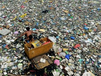Pouco Planeta para tanto lixo