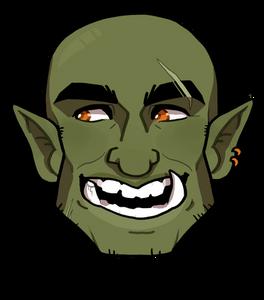 Aldraak Eurg - Voiced by myself